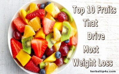 Top 10 Fresh Fruits That Drive Most Weight Loss