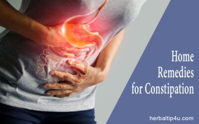 Home Remedies to Relieve Constipation Naturally
