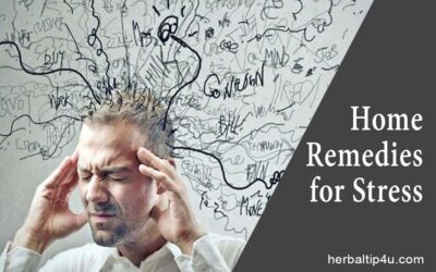 Home Remedies for Soothe Stress Naturally