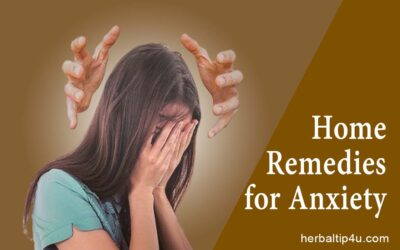 Trusted Home Remedies to Calm Your Anxiety